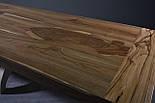 Большой стол в индустриальном стиле, фото 7