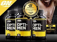 Вітаміни Optimum Nutrition Opti-men 90caps