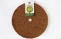Пристовбуровий круг EuroCocos з кокосового волокна, D=25см