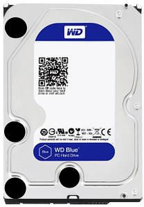 Жесткий диск Western Digital Blue 1TB  7200rpm 64Mb SATAIII WD10EZEX