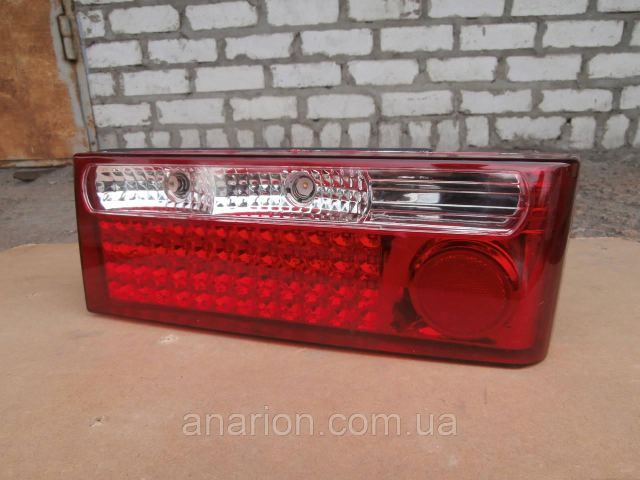 Задние фонари на ВАЗ 21099 №5001С2 (диодные)