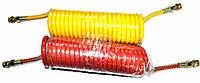 Шланг воздушный тягач-прицеп красный 7M M22*1.5