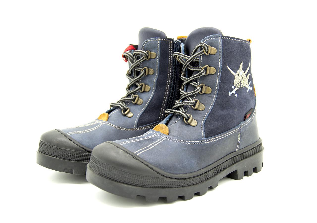 Ботинки Capt'n Sharky для мальчика 31 размер демисезон
