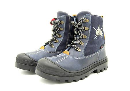 Ботинки Capt'n Sharky для мальчика 31 размер демисезон, фото 2