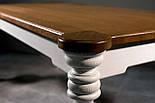 Шикарный  обеденный стол из массива дерева, фото 4