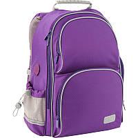 Рюкзак школьный ортопедический KITE Education K19-702M-2 Smart фиолетовый