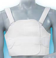 Бандаж реберный послеоперационный разъемный на грудную клетку БР - 3Т