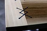 Молодежный стол  со светящимися элементами орех, фото 4