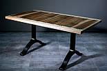 Молодежный стол  со светящимися элементами орех, фото 5