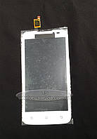 Сенсорный экран  Lenovo A516, белый