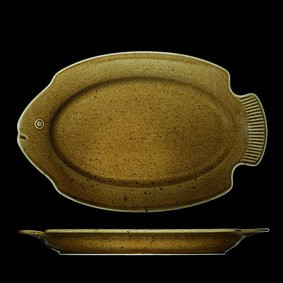 Блюдо для рыбы G. Benedikt серия Country Range 27*24 см