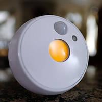 Уютный беспроводной фонарь Cozy Glow Amber Night Light с датчиком движения
