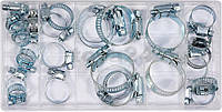 Набор металлических хомутов  YATO YT-06782 - 26шт.