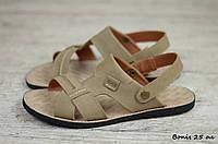 Мужские кожаные сандалии, босоножки Bonis  (Реплика)  (Код: Bonis 25 ол ) ► [39,40,41,42,43,44,45], фото 1