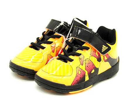 Кроссовки Adidas для мальчика футбольные Размер - 22 (14 см), фото 2
