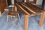 Стол в скандинавском стиле для лаундж зоны, фото 7