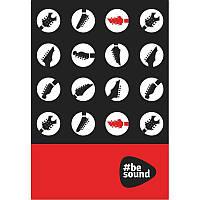 Блокнот-планшет Kite BeSound A5, 50л,кл. K19-194-6