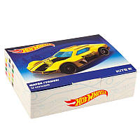 Гуашь Kite 12 цв 20мл Hot Wheels HW19-063