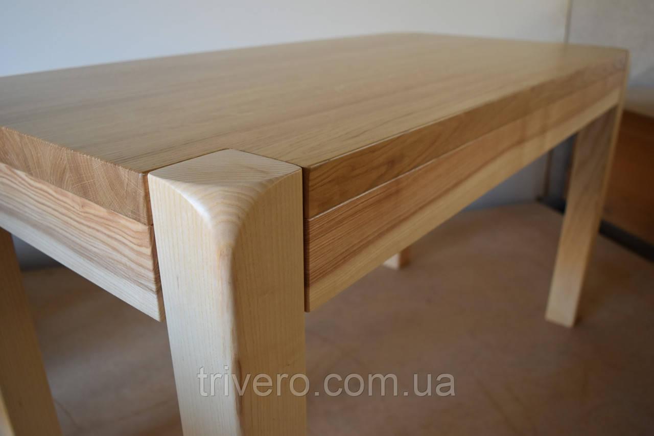 Скандинавский стол из ясеня и дуба