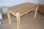 Скандинавский стол из ясеня и дуба, фото 3