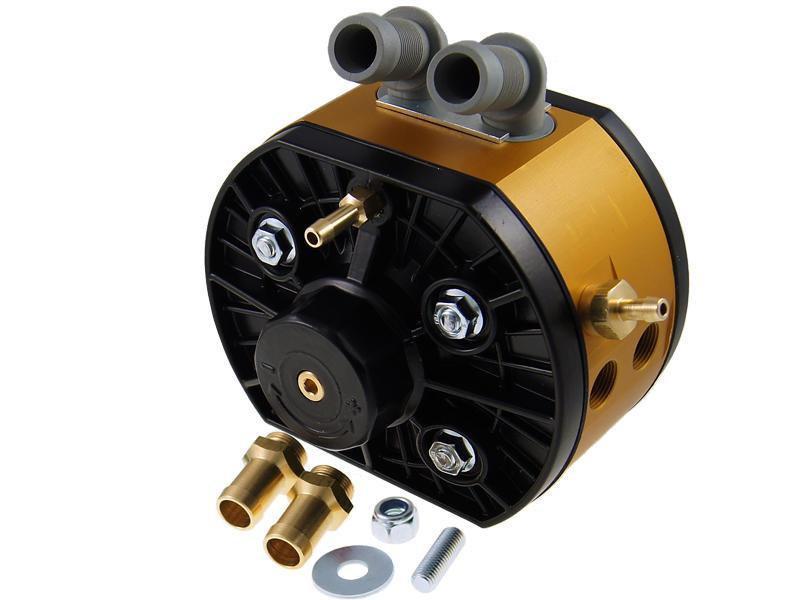 Редуктор ГБО KME Gold GT 250KW 340 л.с. без электроклапана
