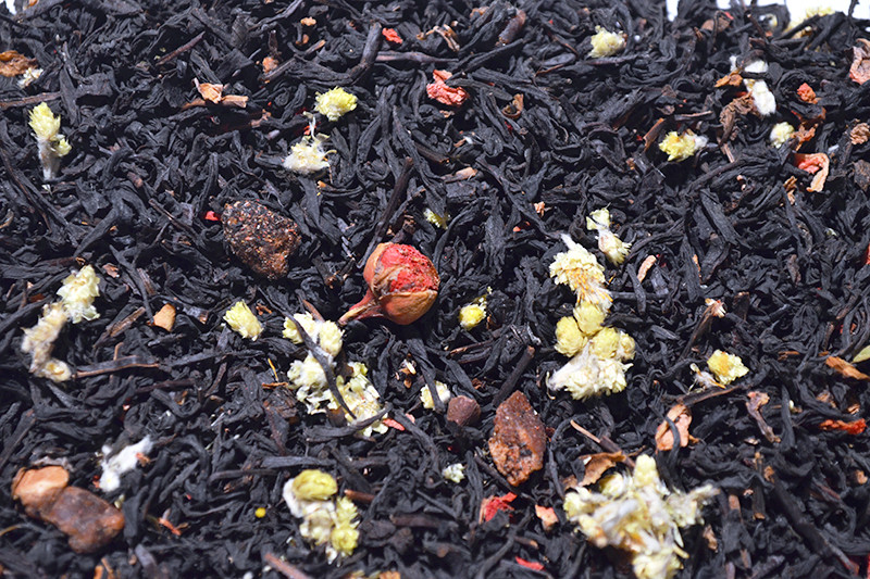 Чай чёрный Гранатовый браслет / Tea The Garnet Bracelet (250 г)