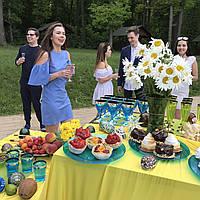 Набор посуды для детского праздника детского дня рождения выпускного  небьющиеся бокалы CFP 6шт 130мл