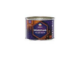 Водоразбавляемый акриловый лак для мебели  Eskaro Mooblilakk 15 0.45л