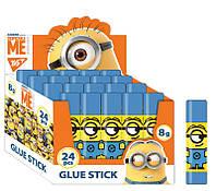 Клей-олівець 8г, PVA ''Minions'' Yes 320222