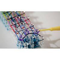 Станок для плетения браслетов из резиночек в стиле Rainbow Loom