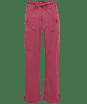 Медицинские брюки, женские (Butter-Soft STRETCH Women's 8 Pocket Drawstring Scrub Pants)