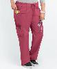 Медицинские брюки, женские (Butter-Soft STRETCH Women's 8 Pocket Drawstring Scrub Pants), фото 4