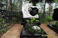 Мраморный памятник М-86