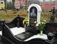 Мраморный памятник М-87