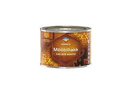 Водоразбавляемый акриловый лак для мебели  Eskaro Mooblilakk 40 0.45л