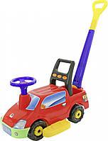 Автомобиль-каталка Пикап с ручкой Polesie 3552