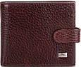 Прочное мужское кожаное портмоне DESISAN (ДЕСИСАН) SHI087 коричневый, фото 2