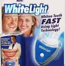 Система отбеливания зубов White Light - домашнее отбеливание зубов