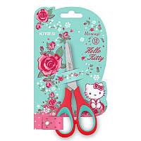Ножницы Kite 13см Hello Kitty с рез. вставками HK19-123