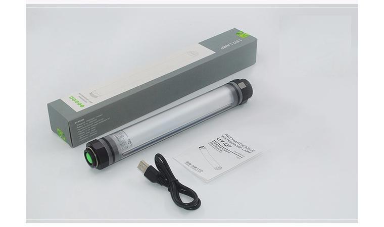 Power Bank LED фонарик 5200mAh