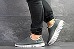 Мужские кроссовки Nike Free Run 3.0 ( серые ) , фото 3