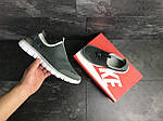 Мужские кроссовки Nike Free Run 3.0 ( серые ) , фото 4