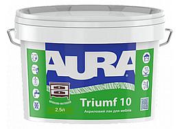 Акриловый лак для мебели Aura Triumf 10 2,5л