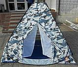 Всесезонная палатка-автомат для рыбалки Ranger Hunter, фото 2