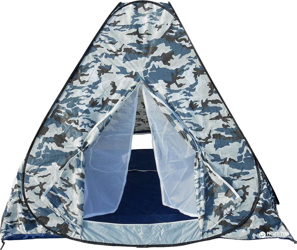 Всесезонная палатка-автомат для рыбалки Ranger Hunter