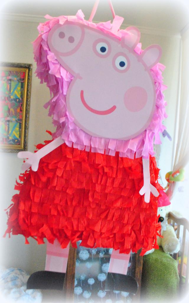 пиньята  свинка пеппа на праздник киев