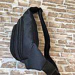 Сумка на пояс (бананка) текстиль , фото 2