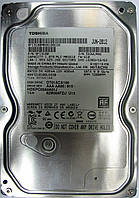 HDD 1TB 7200rpm 32MB SATA III 3.5 Toshiba DT01ACA100 5H3ULM4G