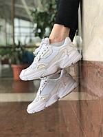 Женские кроссовки Adidas Falcone Full White \ Адидас Фалкон Белые \ Жіночі кросівки Адідас Фалкон Білі