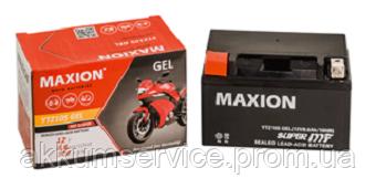 Акумулятор мото MAXION GEL YTZ 14S (12V,11.2 A)